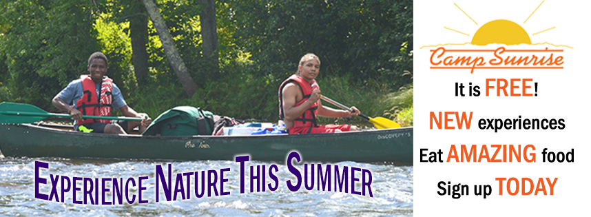 Experience Nature This Summer at Camp Sunrise